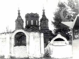 Троицкий собор в Задонске в годы революции
